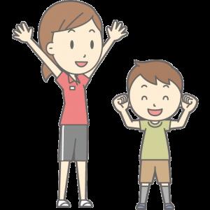 運動・感覚機能を育む体操教室