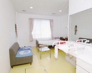 地域密着型特別養護老人ホームユニット型個室